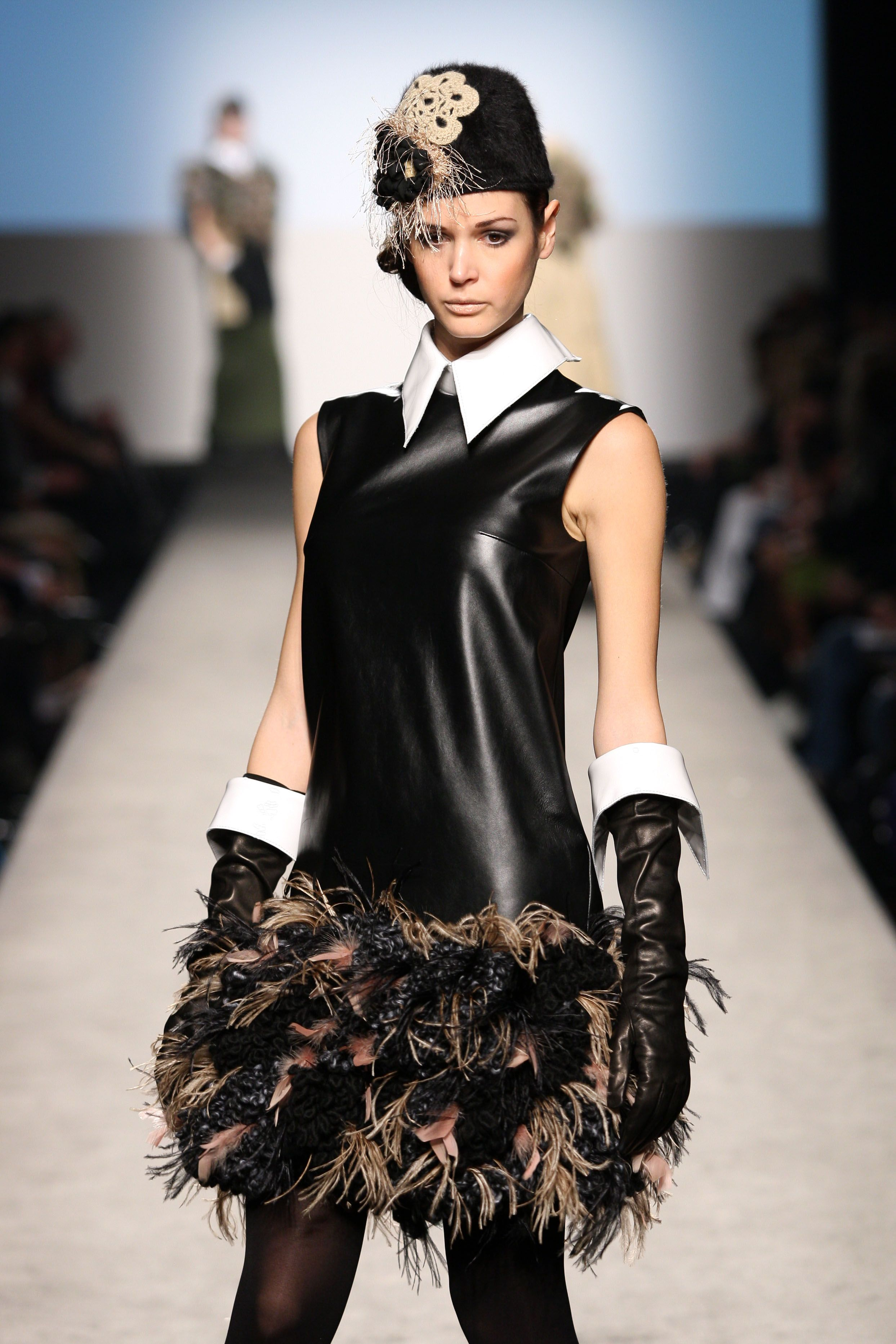 The opposite side 2 outfit created by giada nardiello for Accademia fashion design milano