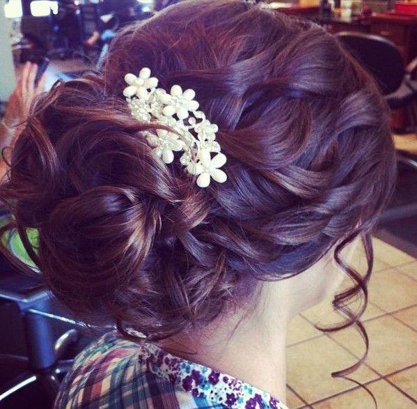 Prom Updo Hairstyles 25 best prom updo hairstyles 19 Prom Hair Ideas Beautiful Prom Hairstyles For 2014 Hairstyles Weekly