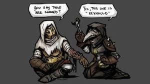 Image Result For Darkest Dungeon Leper Comic Rpg