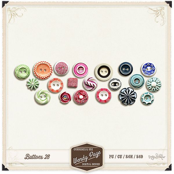 Buttons 28