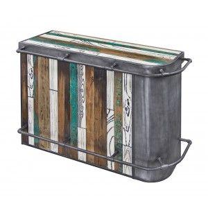 mn nordic symbioz collections 2016 meuble bar industriel 164cm sy15rw mod le r tro. Black Bedroom Furniture Sets. Home Design Ideas