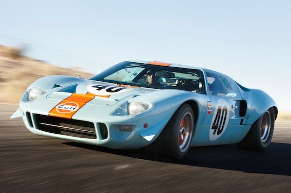 Gulf Gt40 Ford Gt Ford Gt40 Race Car Sets