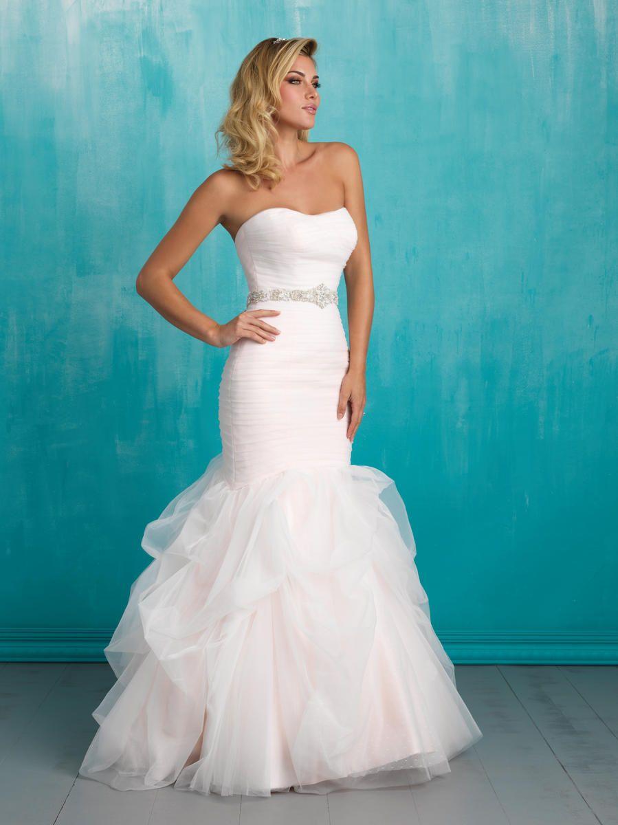 Allure bridal bridal gowns pinterest wedding dresses