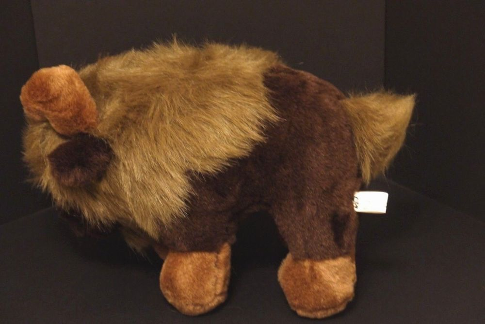 Buffalo Plush Toy Bison Stuffed Animal Plush Land 12 Plushland