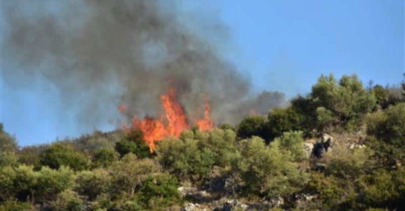 Σε εξέλιξη δύο πυρκαγιές στην Αιτωλοακαρνανία - Σε Πηγάδια και Κουτσοχέρι