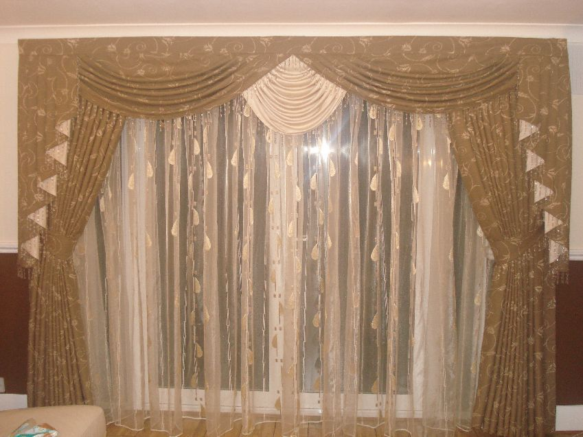 Dream Curtain Design - Curtains Catalogue - Elephant and Castle, London,  SE1, UK