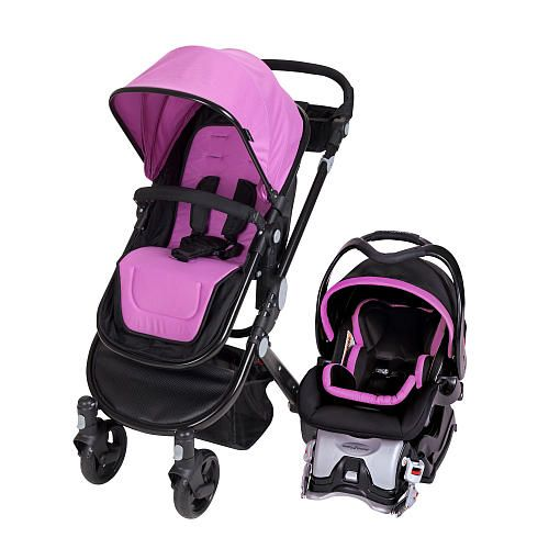 Baby Trend Shuttle Travel System Wild Orchid Little