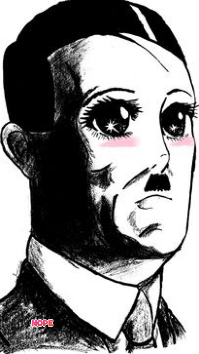 Anime Hitler