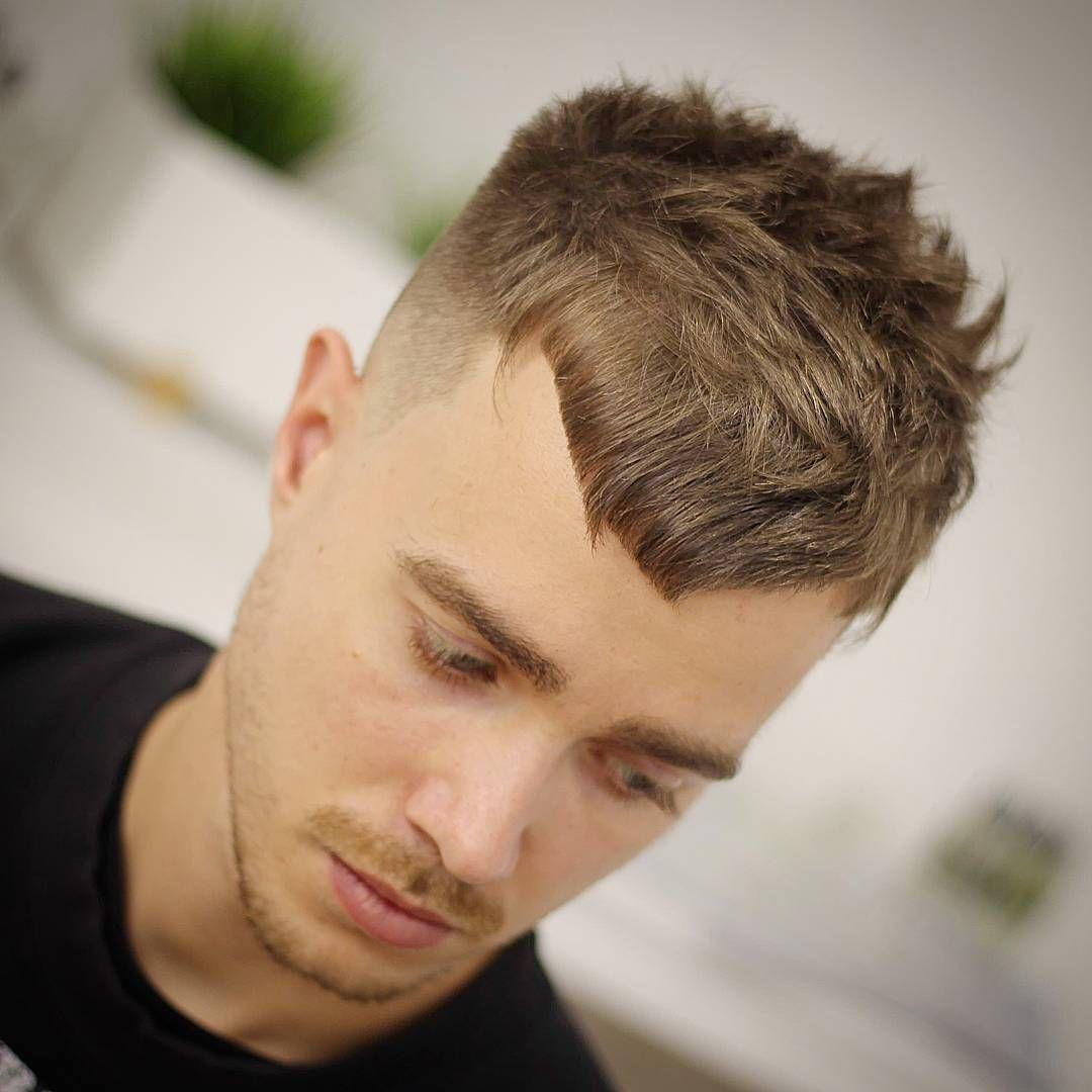 Agusdeasis crop haircut short hairstyle for men menshairstyles