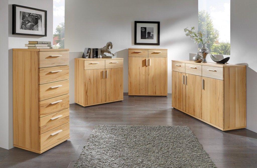 Voss Atlanta Dielenmobel Garderobenmobel Kommode Holz Mobel