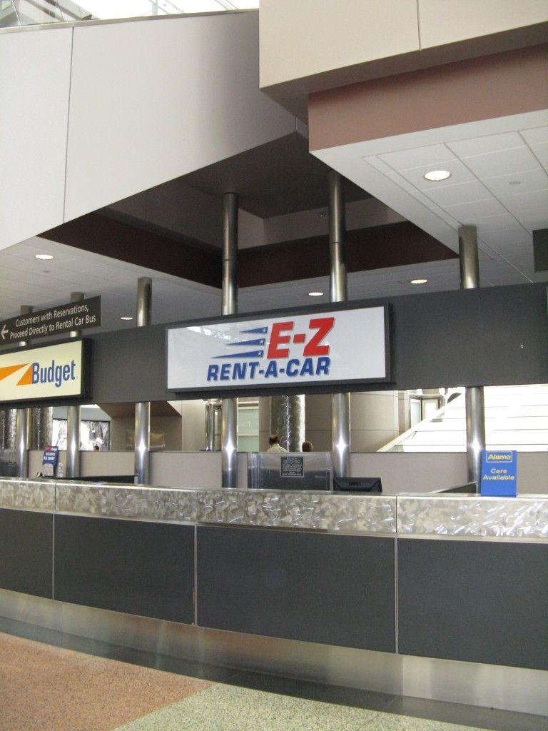 Ez Car Rental Denver With Debit Card Payment Car Rental Airport