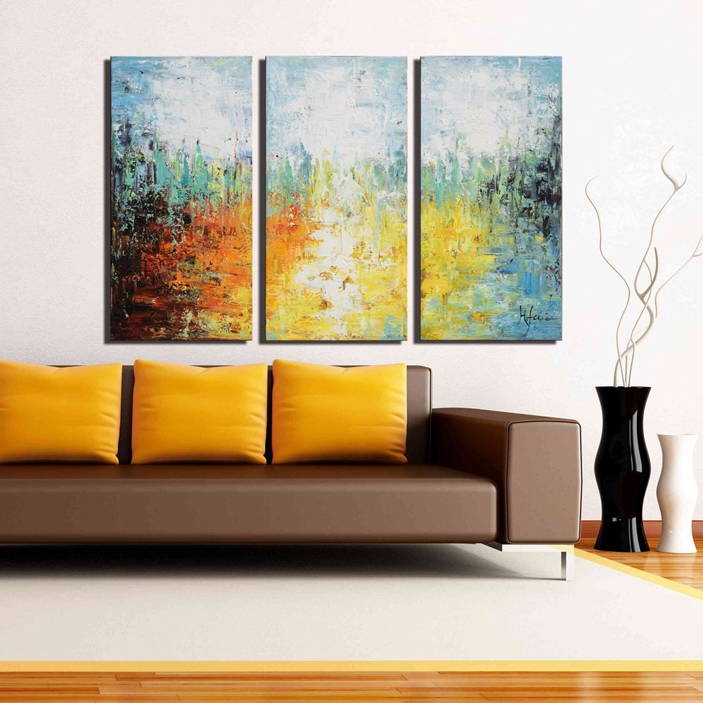 Pin by ARTLAND on Canvas Wall Art | Pinterest | Painting living ...