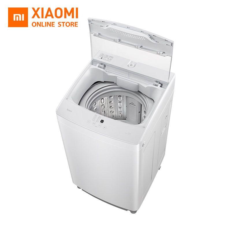 Original Xiaomi Redmi Wash Machine 1s Automatic 10 Washing Modes Corrosion Resistant Metal Body Self Clea In 2020 Washing Machine Affordable Appliances Home Appliances