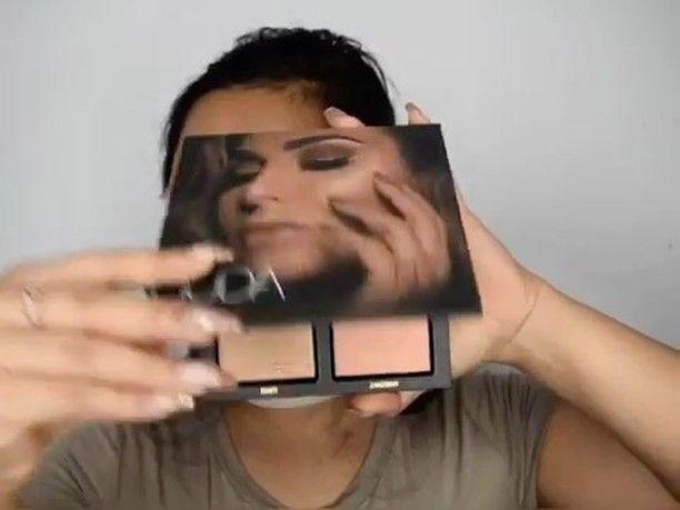 "655 Likes, 37 Comments - @makeupgemz on Instagram: ""✨Goodnight✨  @hudabeauty @shophudabeauty lashes in Scarlett  @anastasiabeverlyhills @norvina Self-…"""