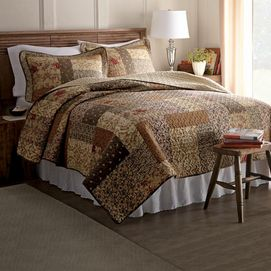 Wholehome Md Wyndham 4 Piece Quilt Set Sears Canada