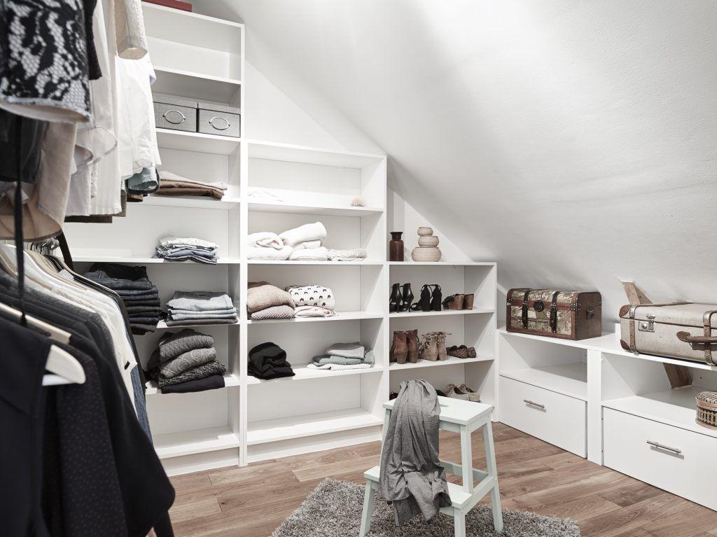 Kleine Ensuite Inloopkast : Inloopkast op zolder zuiderveen attic walk in