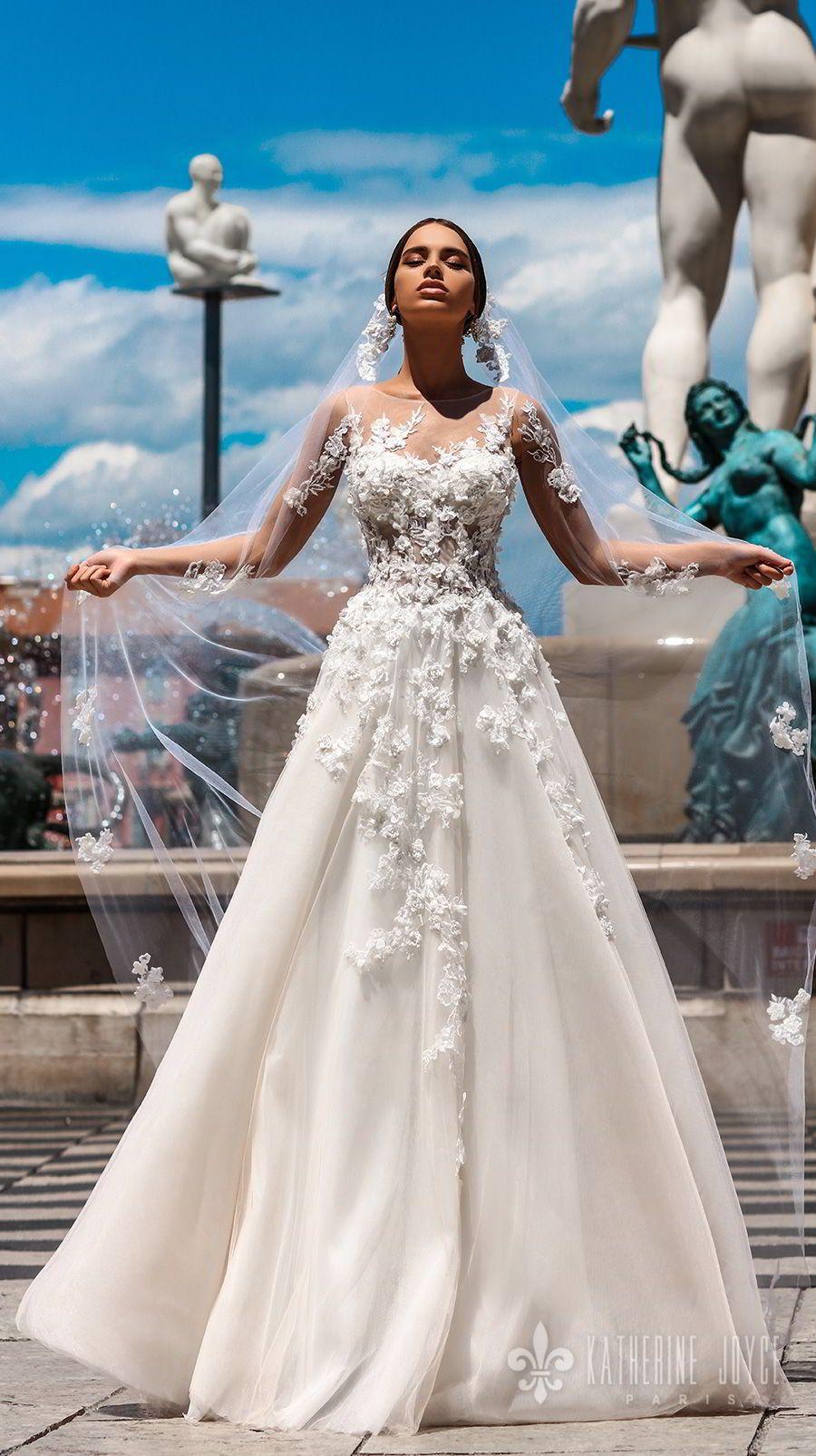 Katherine Joyce 2018 Brautkleider | Hochzeits- und Partykleider ...