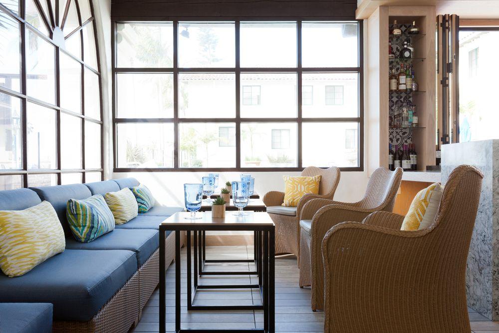 Hyatt Santa Barbara Dining Area hospitalitydesign