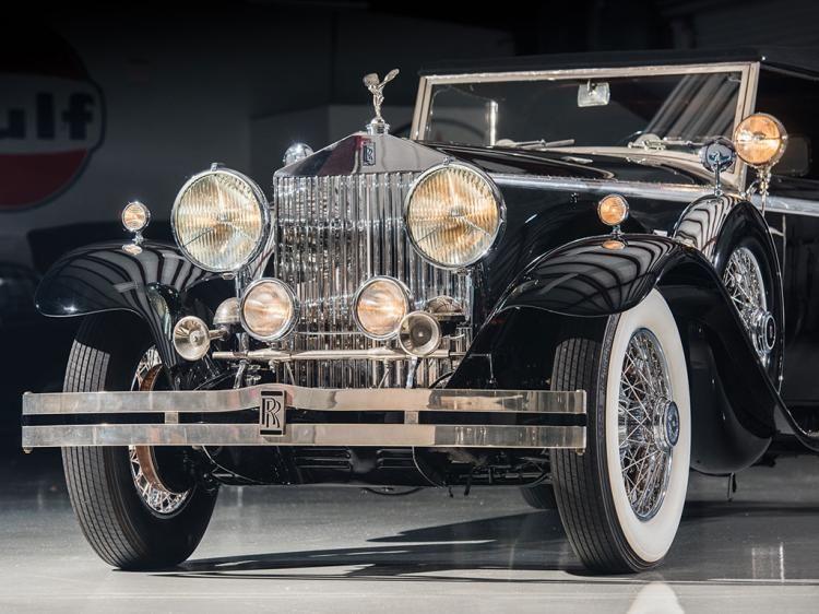 Sold Price 1931 Rolls Royce Phantom Ii Croydon Convertible Coupe March 5 0117 5 00 Pm Est Rolls Royce Rolls Royce Phantom Royce