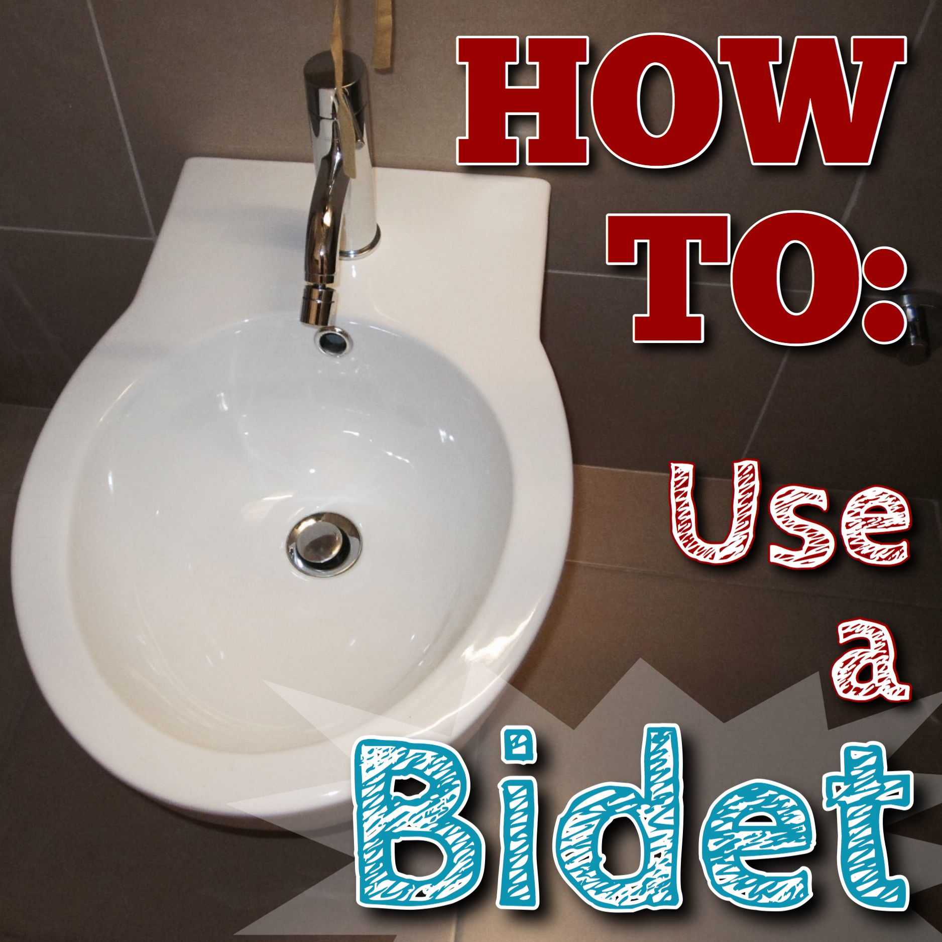 How to Use a Bidet | Travel planner, Bidet, Italy travel