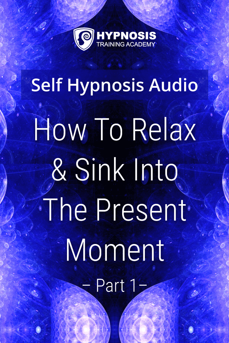 AUDIO] Guided Self-Hypnosis Induction With Master Hypnotist Karsten