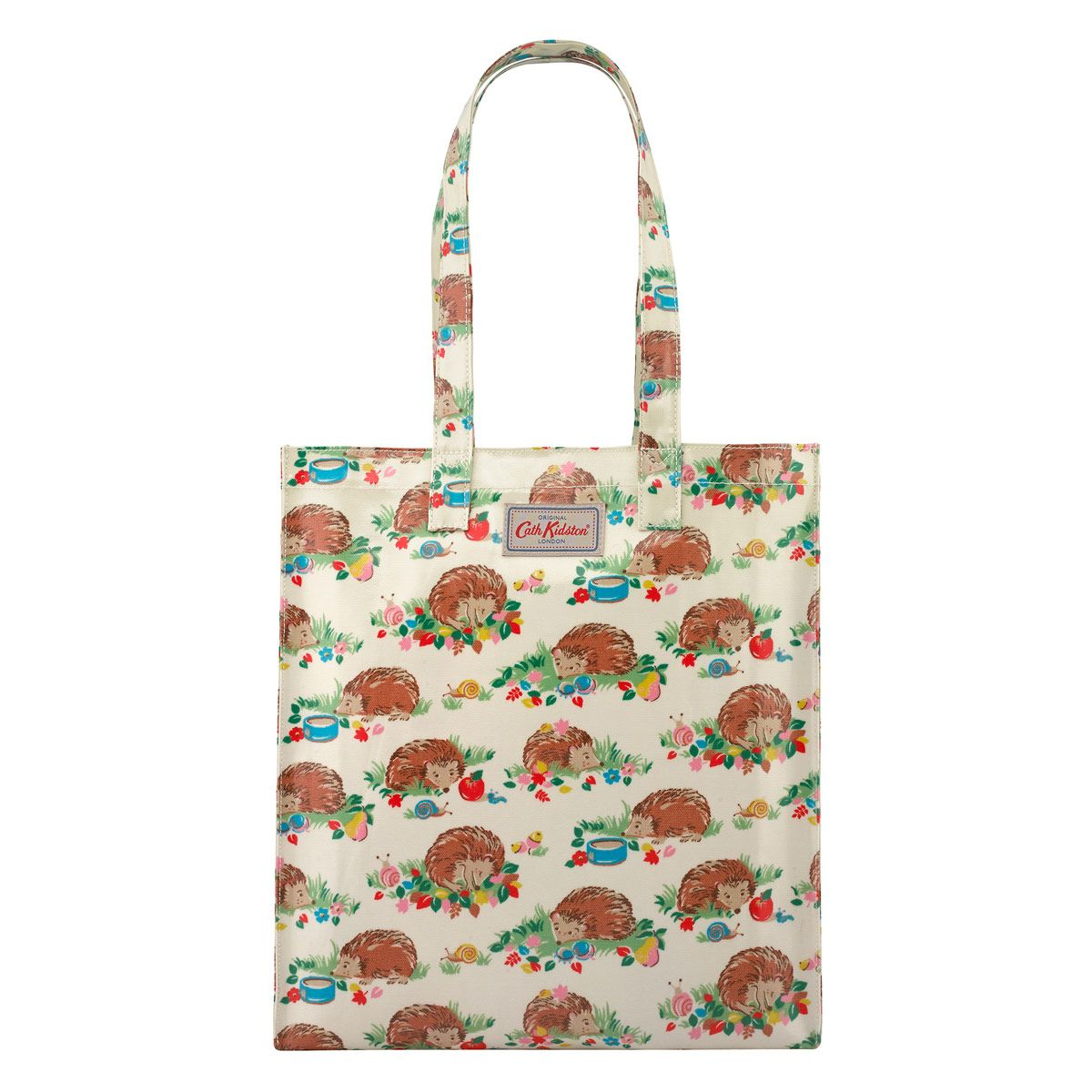 Hedgehogs Bookbag with Gusset | View All | CathKidston