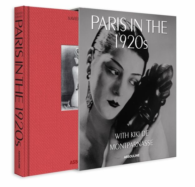 This Impressive Coffee Table Book Paris In The With Kiki De Montparnasse By  Xavier Girard Will Take Pride Of Place For Those With A Love Of The
