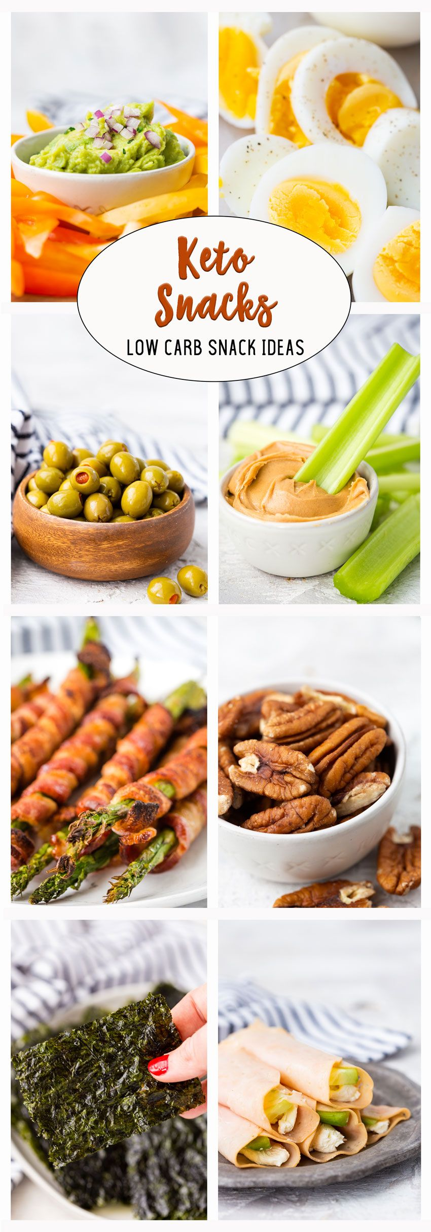 Low-Carb Snacks Keto Diet Snacks images