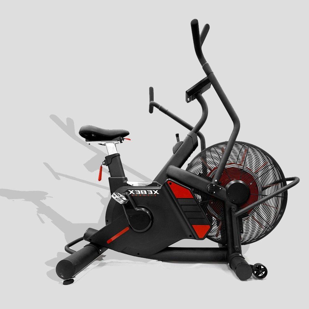 Air Bike Abvr 2l Magnetica Xebex Bicicleta Eliptica Banco De