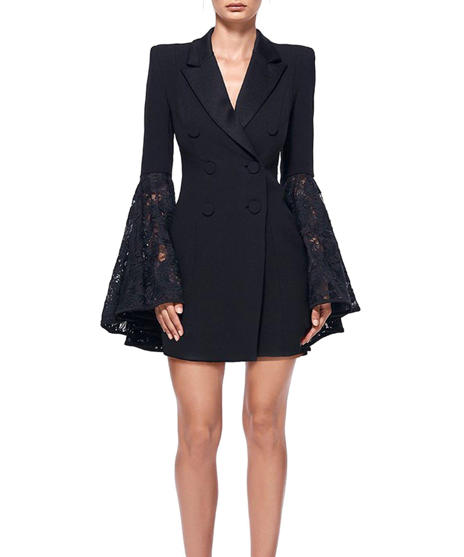 Misha Collection Sabrina Blazer Dress The Box Boutique, Online Concept