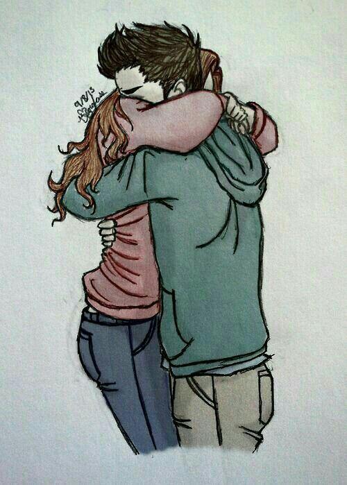Pin De Prakash Em Hug Desenhos Romanticos Tumblr Desenhos