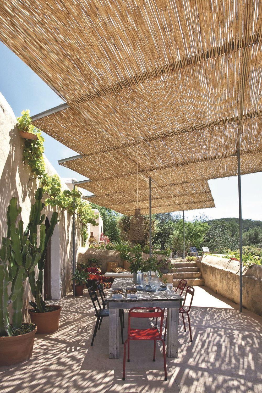 Pergolas, canisses, brise-soleil pour la terrasse | Pergolas ...