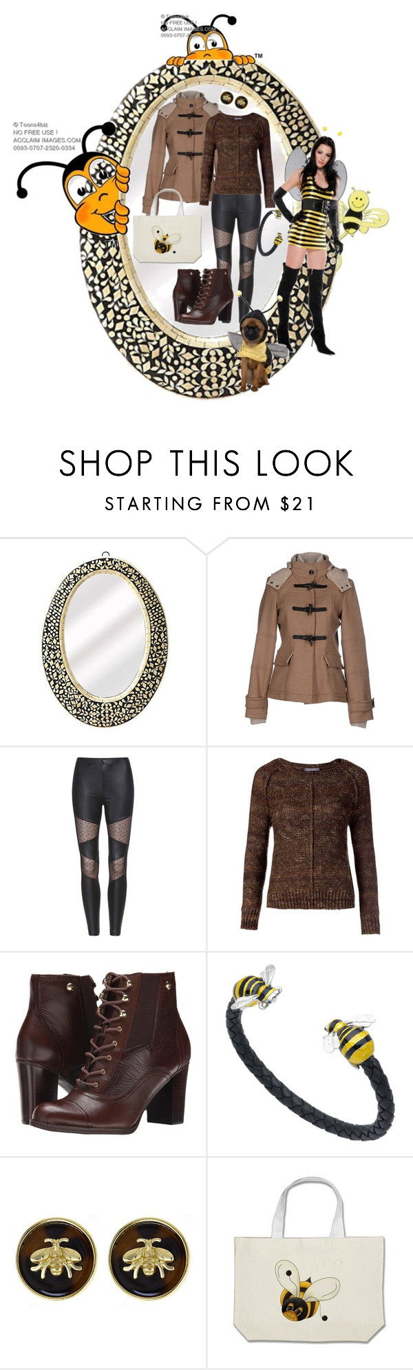 """Buzzing"" by bren-johnson ❤ liked on Polyvore featuring moda, Tommy Hilfiger, Deakin & Francis i Fornash"