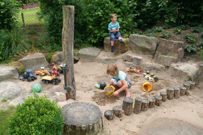 10 Garten Fur Kinder Gestalten Garten Gestaltung Gartengestaltung Gartenstuhl Kinder Geniale Tri In 2020 Garten Spielplatz Garten Neu Gestalten Sandkasten Garten