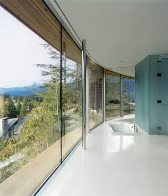 The most beautiful houses in world modern slope house design canada also rh pinterest