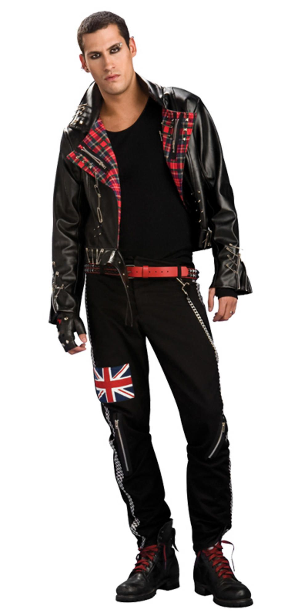punk rocker costume ideas | punk rock halloween costume ideas