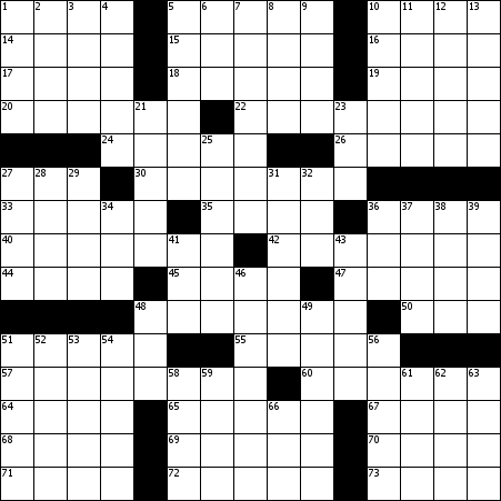 photo about Daily Printable Crossword Puzzles called specials totally free printable crossword puzzles