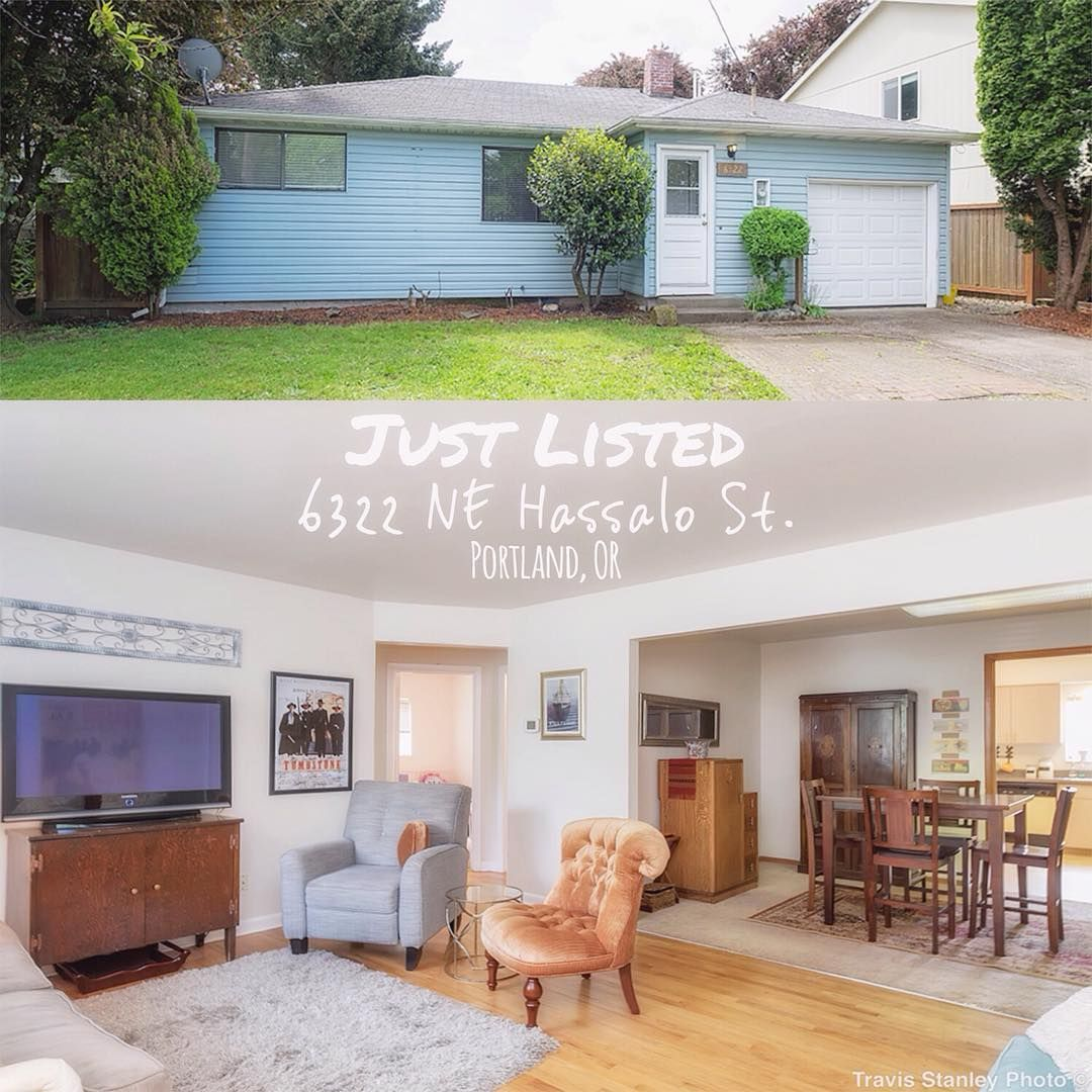 4 bedroom 2 bath 1350 sqft••• A short commute to down town Portland ...