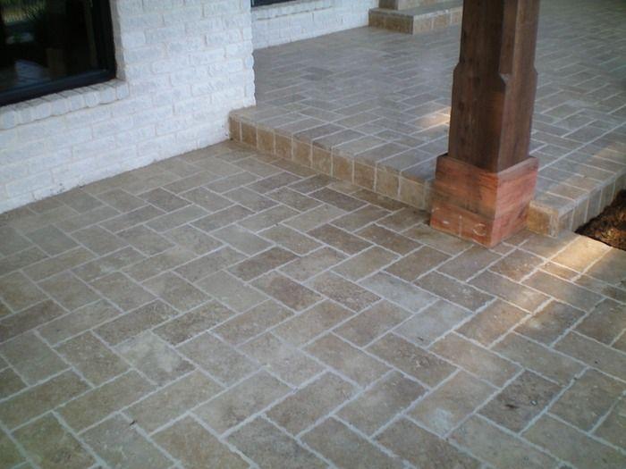 patio paver designs | patio brick pavers | shelton tile | patio ... - Patio Brick Designs