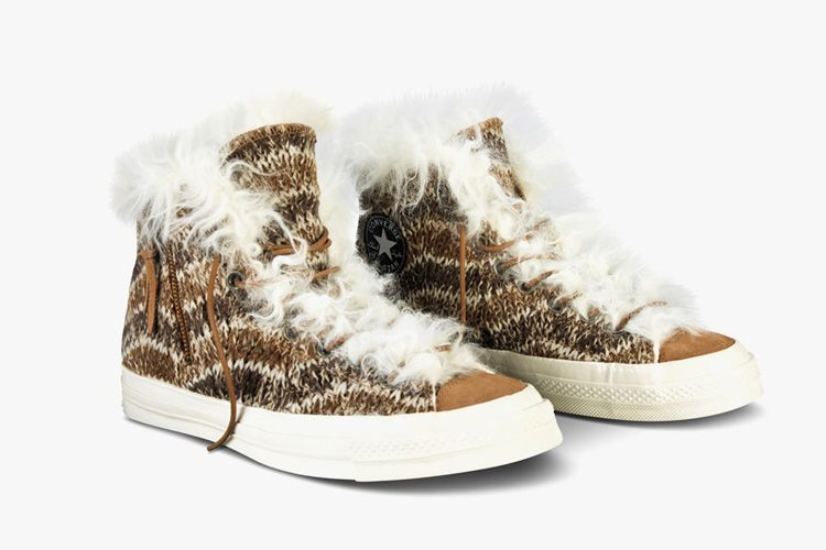 The CONVERSE All Star Chuck  70 Missoni Collection. VOGUE Holiday 2014 ... 1157dfc1fcc5