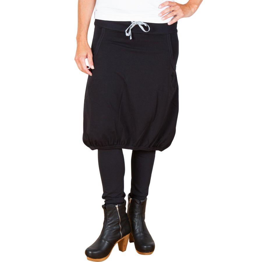 Make a wish skirt black   Svart kjol, Kläder, Svart