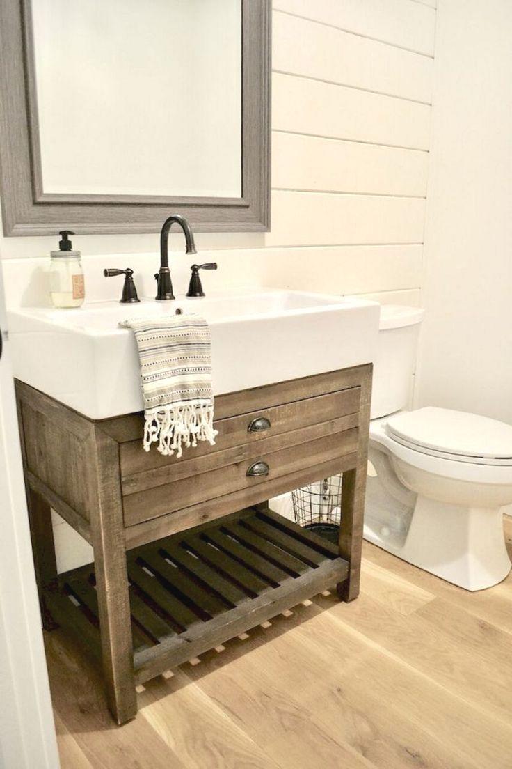 13 Big Ideas for Tiny Bathrooms   Bathroom Ideas   Pinterest ...