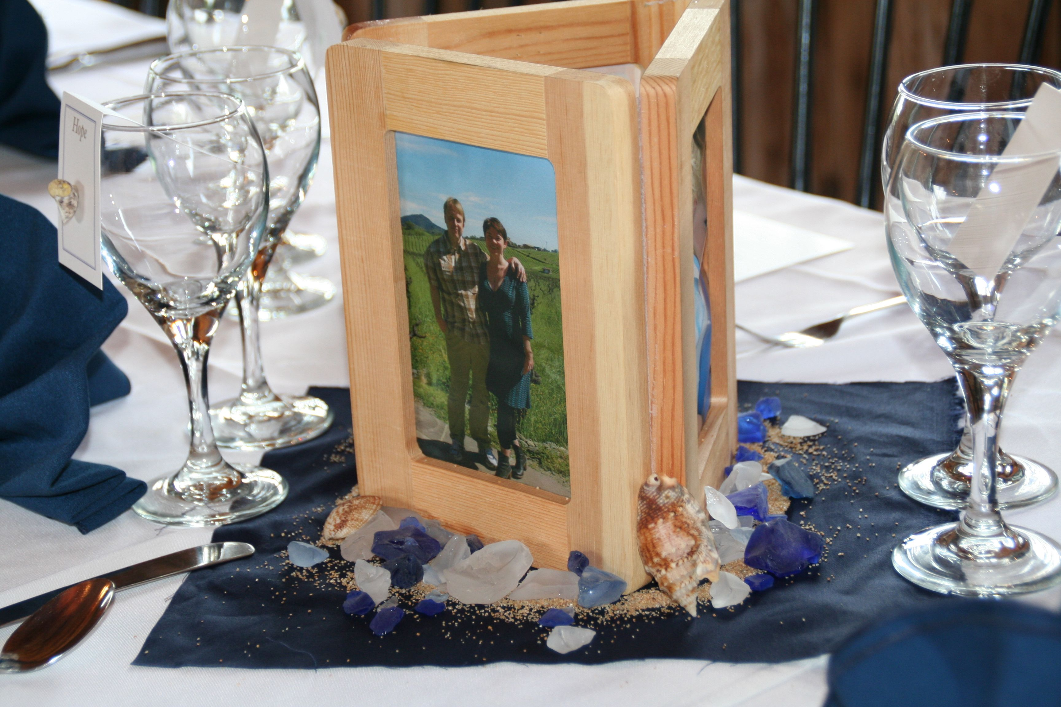 These three sided picture frames made a great addition to the these three sided picture frames made a great addition to the table jeuxipadfo Gallery