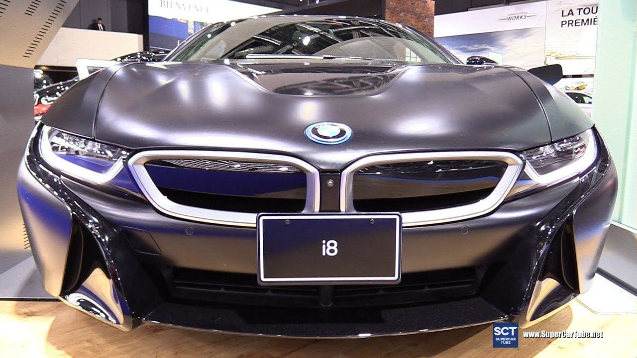 2018 Bmw I8 Protonic Edition Exterior And Interior Walkaround