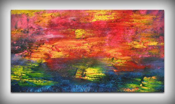 Original Abstract Paintings oil on canvas modern di DePalmaPainter #abstractpaintings #oiloncanvas #davidedepalma #walldecor