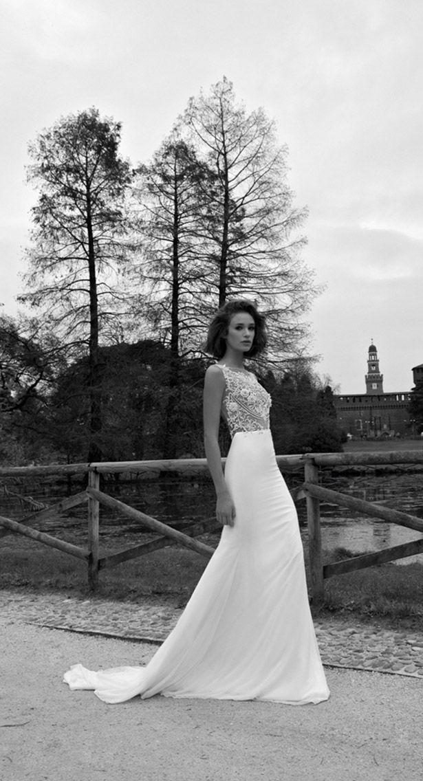 Liz Martinez Bridal Collection Milan 2015 | Hochzeitskleider ...
