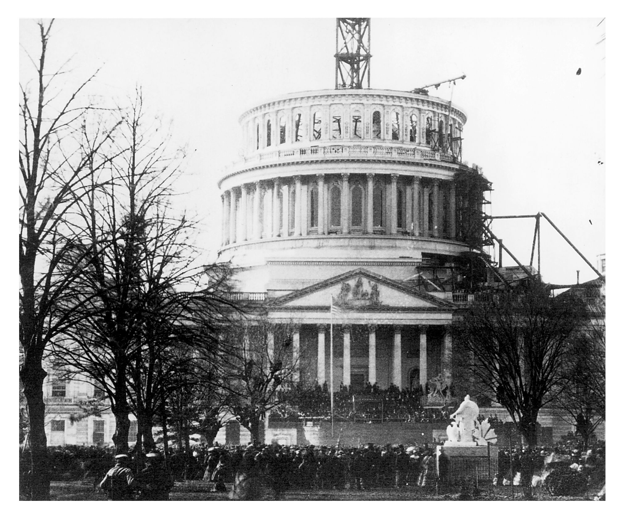 inaugural address of jefferson davis