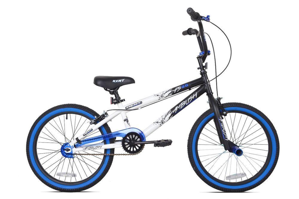 20 Boys Bmx Bike Lightweight Biking Bicycle Bikes Cycling Durable Steel Frame Kent Boy Bike Bmx Bikes Bmx