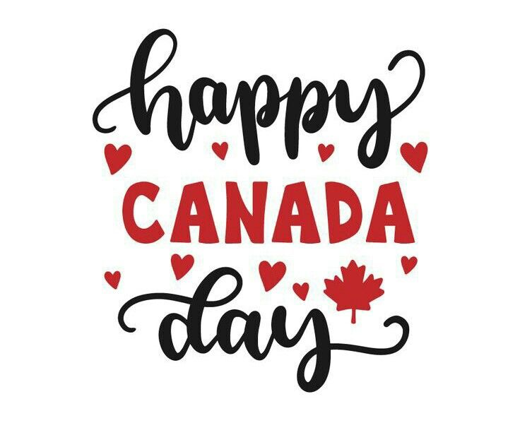 Pin by Diane Drapeau on SVG in 2020 | Happy canada day ...