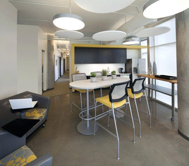 Office Design: Office Break Room Design. Office Break Room
